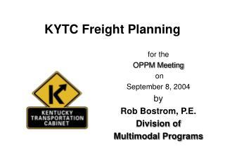 KYTC Freight Planning