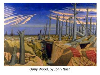 Oppy Wood , by John Nash