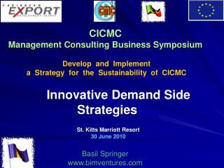 CICMC  Management Consulting Business Symposium