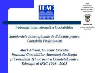 Federaţia Internaţională a Contabililor