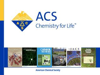 Pharmaceutical Process Development and ACS Journal Editorship; not a typical career in chemistry??
