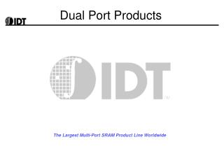 Dual Port Products