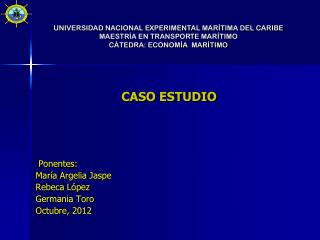 CASO ESTUDIO