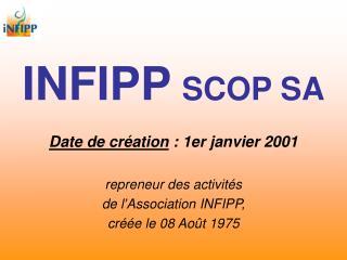 INFIPP SCOP SA