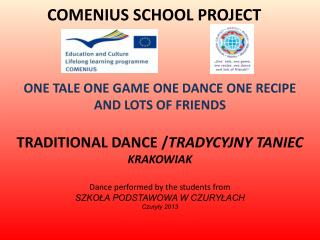 COMENIUS SCHOOL PROJECT