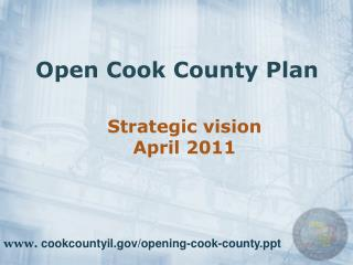 Open Cook County Plan