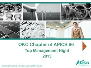 OKC Chapter of APICS 86