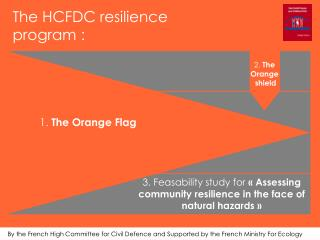 The HCFDC resilience program :