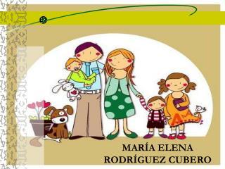 MAR�A ELENA RODR�GUEZ CUBERO