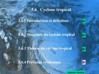 5.6   Cyclone tropical