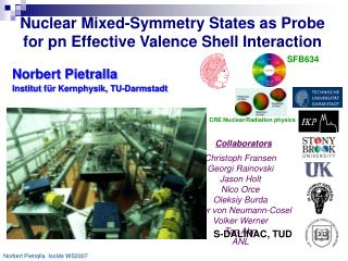 Nuclear Mixed-Symmetry States as Probe for pn Effective Valence Shell Interaction
