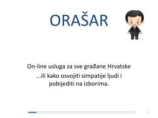ORAŠAR