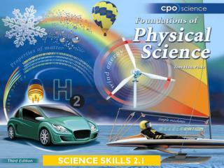 SCIENCE SKILLS 2.1