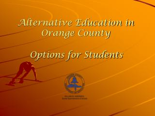 Options for Students