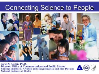 Connecting Science to People