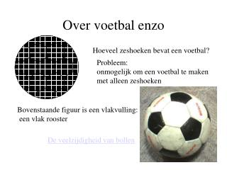 Over voetbal enzo