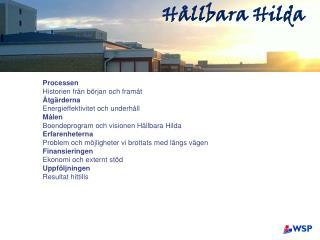 H�llbara Hilda