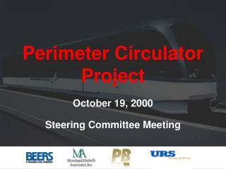 Perimeter Circulator Project