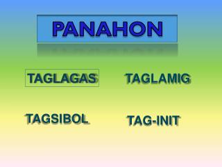 PANAHON
