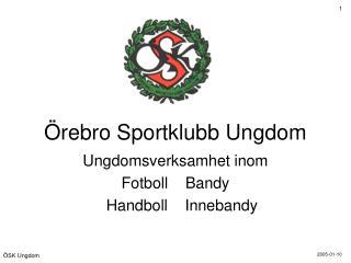 Örebro Sportklubb Ungdom