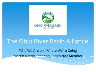 The Ohio River Basin Alliance