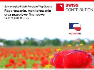 Raportowanie, monitorowanie oraz przepływy finansowe
