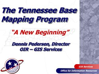 The Tennessee Base Mapping Program