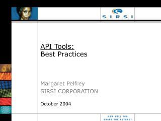 API Tools: Best Practices