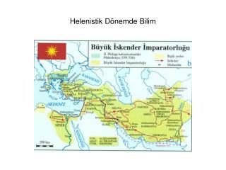 Helenistik D�nemde Bilim