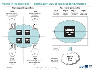 """Fishing in the talent pool"" – organization view of Talent Spotting Alliances"