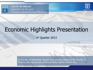 Economic Highlights Presentation 1 st  Quarter 2013