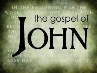 John, the Apostle, is the author.
