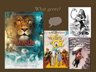 What genre?