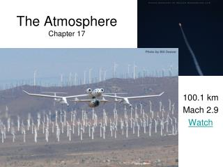 The Atmosphere Chapter 17