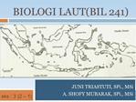 BIOLOGI LAUTBIL 241