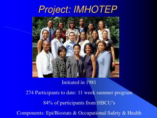 Project: IMHOTEP