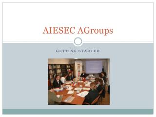 AIESEC AGroups
