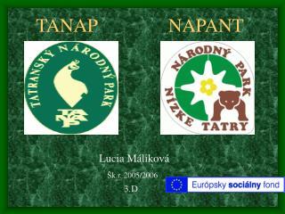 TANAP  NAPANT