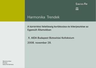 Harmonika  Trendek
