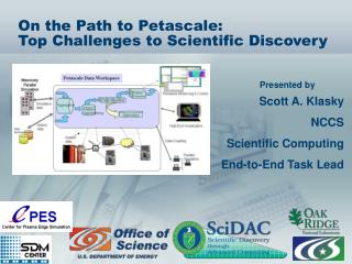 On the Path to Petascale: Top Challenges to Scientific Discovery