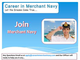 join merchant navy