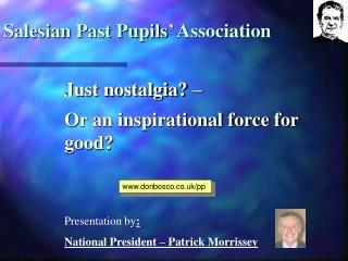 Salesian Past Pupils  Association