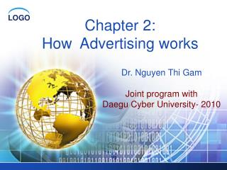 Chapter 2:  How  Advertising works