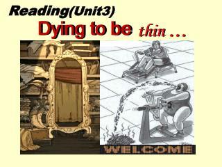 Reading (Unit3)