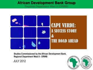 Studies Commissioned by the African Development Bank, Regional Department West II - ORWB