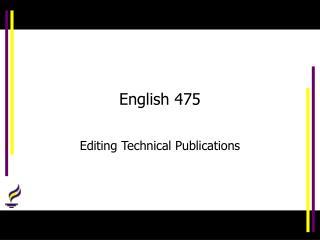 English 475