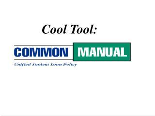Cool Tool: