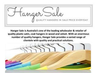 Buy hangers online