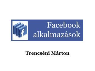 Facebook alkalmaz ások
