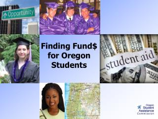Finding Fund$ for Oregon Students